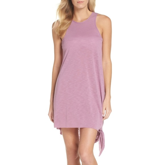 457a11cf6a BECCA Swim | Breezy Basics Asymmetric Hem Coverup Dress | Poshmark
